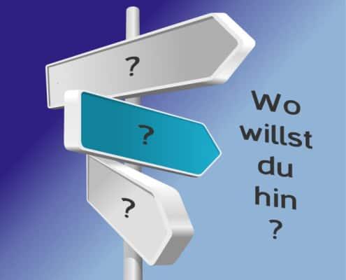 Wo willst du hin? Depression Ursachen