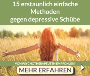 Depressionen überwinden - Tipps für Betroffene